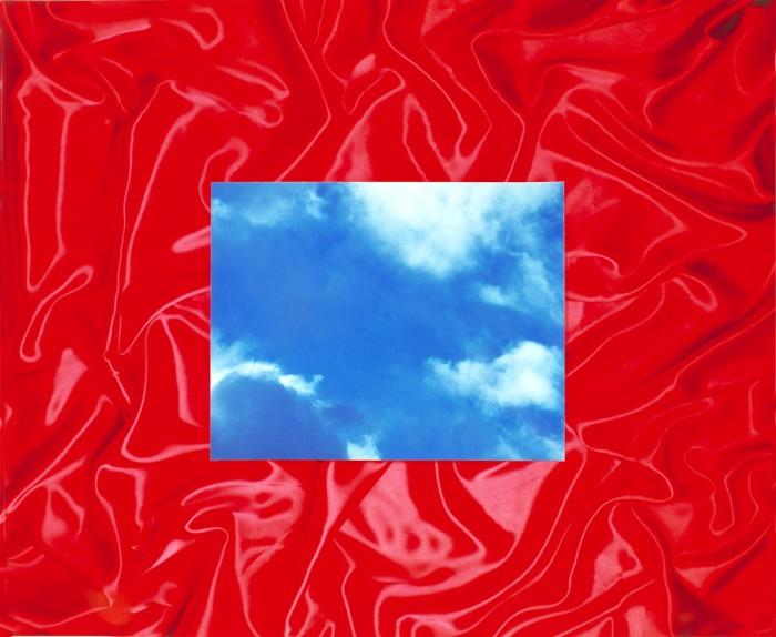 Sky in heaven. 30x40 cm