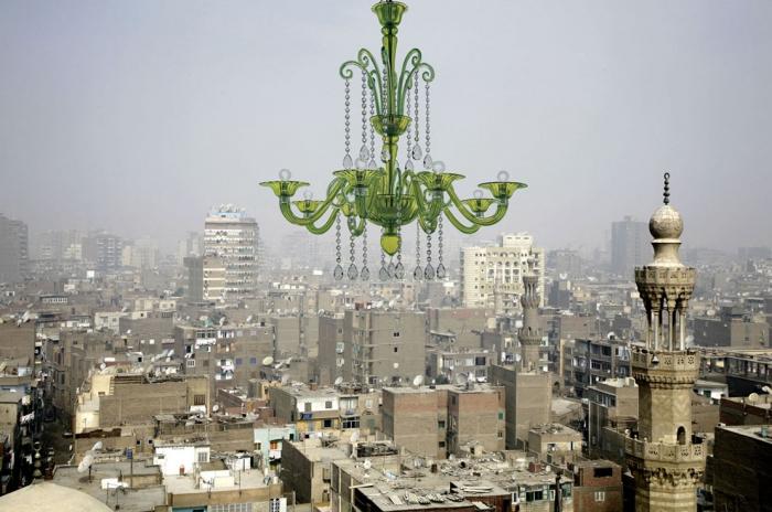 El Cairo I. 110x155 cm.